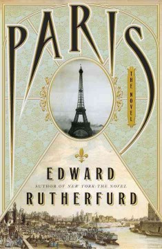 Paris : The novel  cover