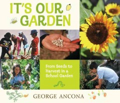 It's our garden : from seeds to harvest in a school garden