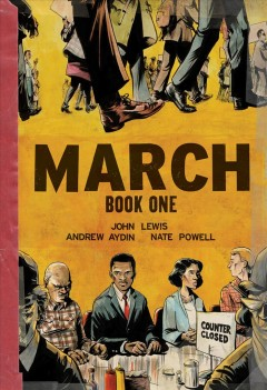 March.  Book one / cover
