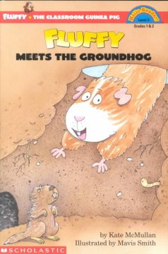 Fluffy meets the groundhog