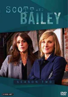 Scott and Bailey. cover