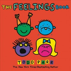 The feelings book cover