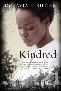 The cover to Octavia E. Butler's novel, Kindred