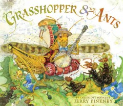 The grasshopper & the ants cover