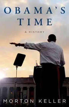 Obama's time : a history cover