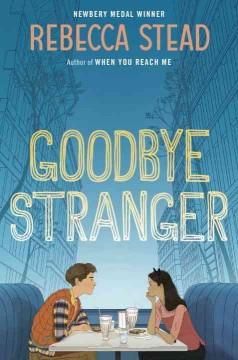 Goodbye stranger - Cover Image