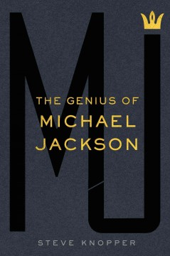MJ : the genius of Michael Jackson  cover