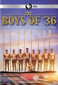 The boys of '36 cover