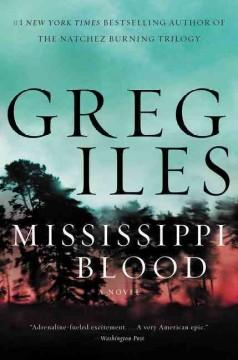 Mississippi blood : a novel - Cover Image