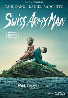Swiss army man cover