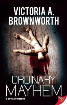 Ordinary mayhem cover