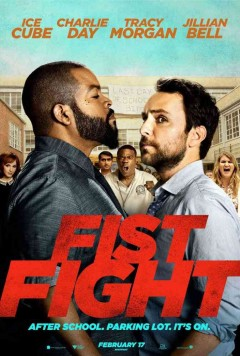 Fist fight cover
