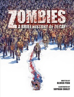Zombies : a brief history of decay cover