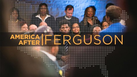 America After Ferguson cover