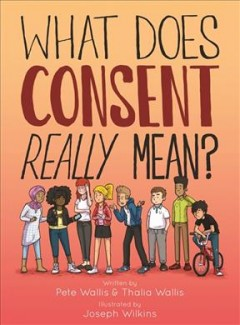 What does consent really mean? cover