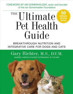 The ultimate pet health guide : - Cover Image