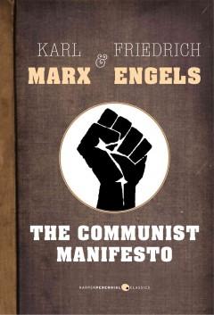 Communist Manifesto Book Cover