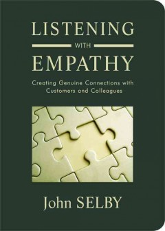 Listening with empathy : - Cover Image