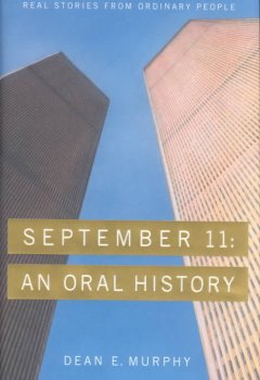 September 11 : an oral history cover