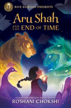 Aru Shah and the end of time - Cover Image