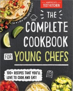 The complete cookbook for young chefs. cover
