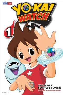 Yo-kai watch.  1, Nate's lucky day / - Cover Image