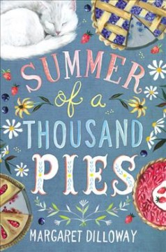 Summer of a thousand pies  cover