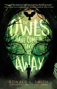 The owls have come to take us away  cover