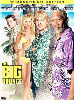 The big bounce - Cover Image
