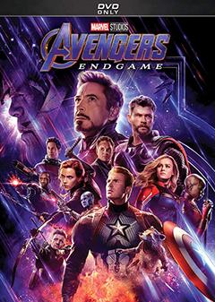 Avengers, endgame cover