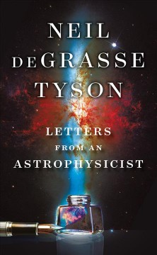 Letters from an astrophysicist  cover