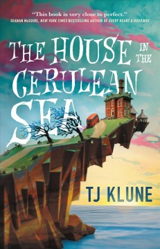 The house in the cerulean sea - Cover Image