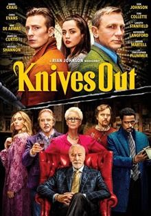 Knives out cover