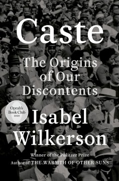 Caste : the origins of our discontents cover