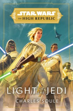 Light of the jedi cover