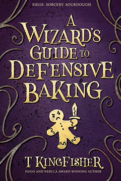 A wizard's guide to defensive baking - Cover Image