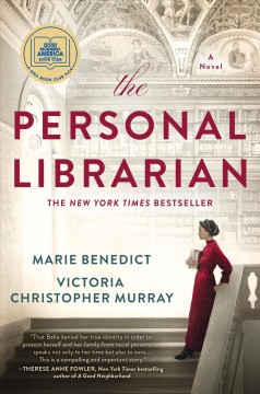 The personal librarian - Cover Image