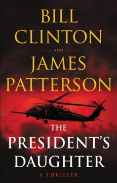 The president's daughter : a thriller cover