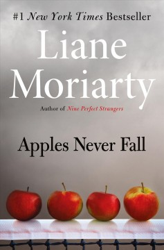 Apples never fall cover