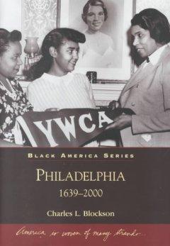 Philadelphia, 1639-2000