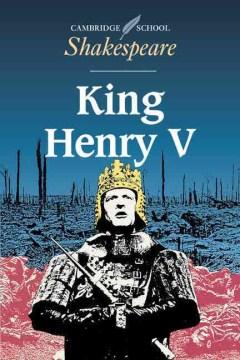 King Henry V cover
