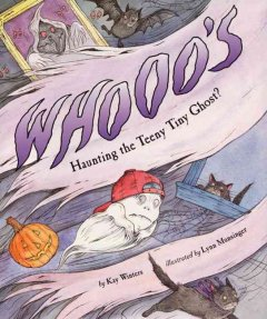 Whooo's haunting the teeny tiny ghost? cover