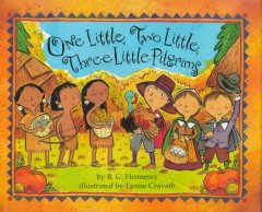 One little, two little, three little pilgrims