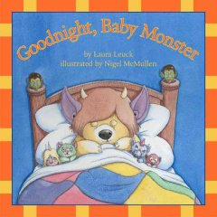 Goodnight, baby monster cover