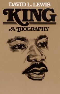King : a biography cover
