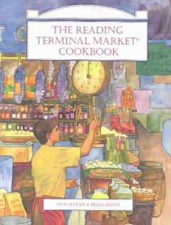 The Reading Terminal Market cookbook cover