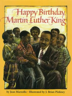 Happy birthday, Martin Luther King cover