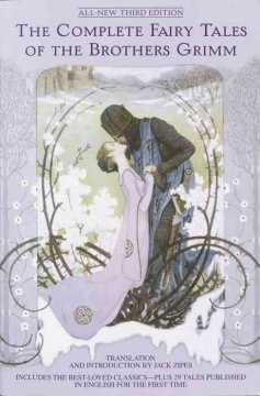 The complete fairy tales of the Brothers Grimm cover