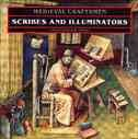 Scribes and illuminators cover