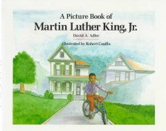 A picture book of Martin Luther King, Jr. cover